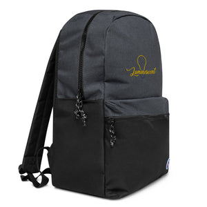 Champion x Luminescent Embroidered Backpack