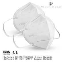 Load image into Gallery viewer, Certified KN95 Mask - Tested Protection - (6 Pack)