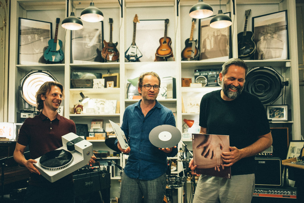 PHONOCUT live recording Session with Elis Noa at Supersense Vienna