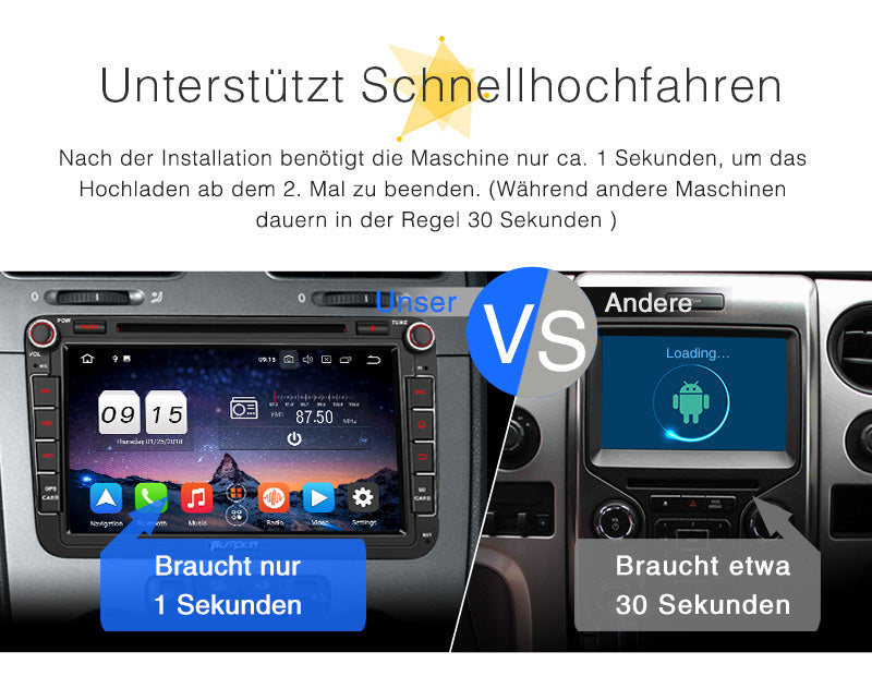 vw autoradio android