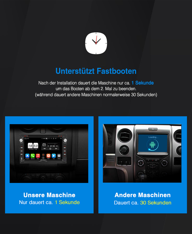 vw t5 android radio