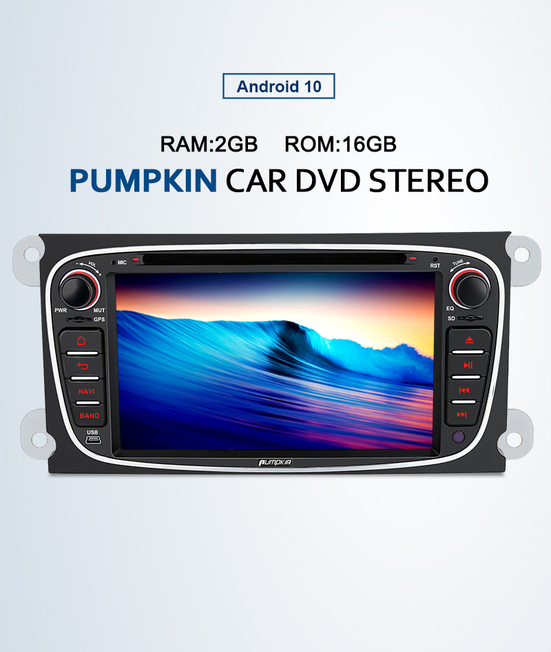 Ford Android 10 Autoradio