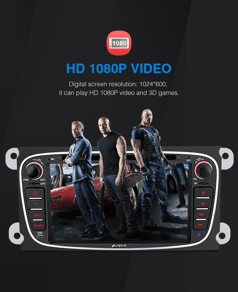 Android 10 original ford autoradio