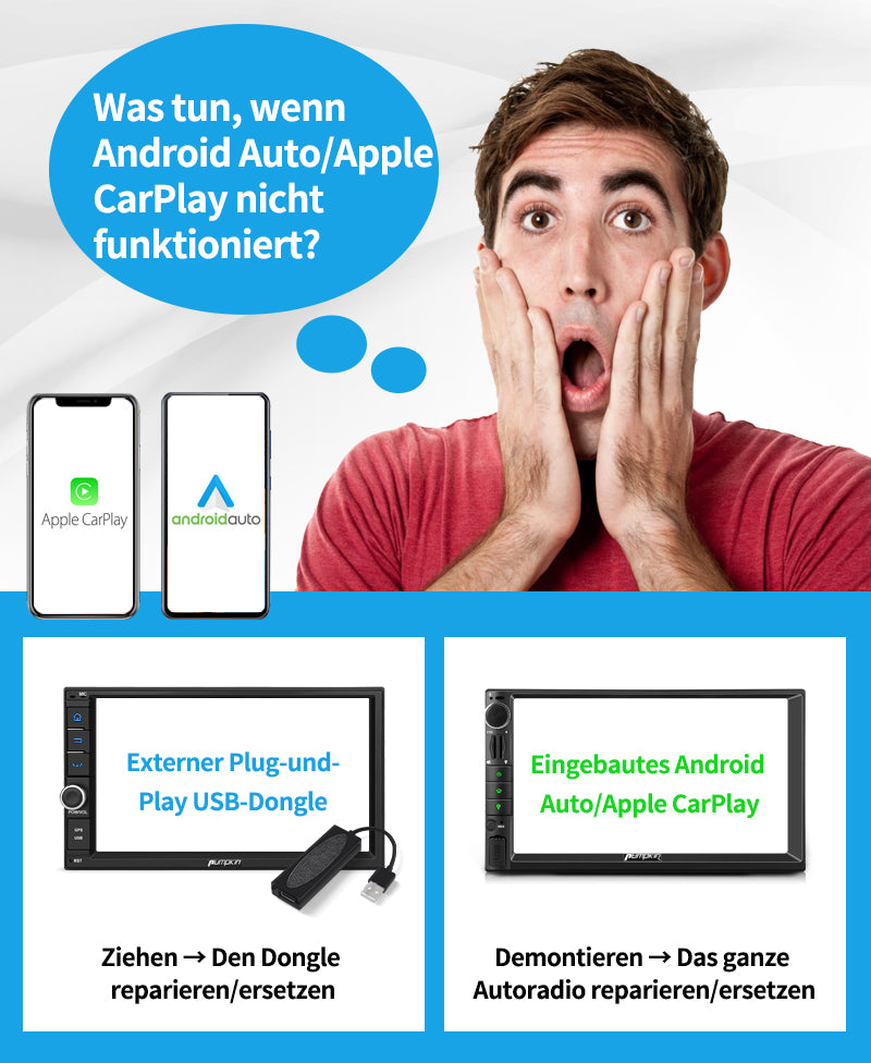 Android Auto CarPlay Dongle