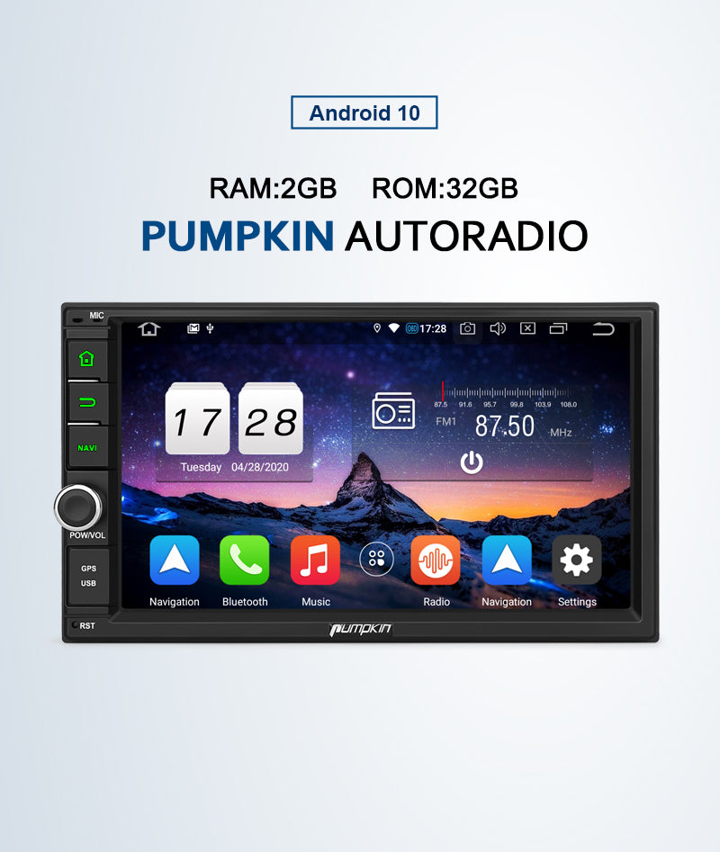 Android 10 Autoradio
