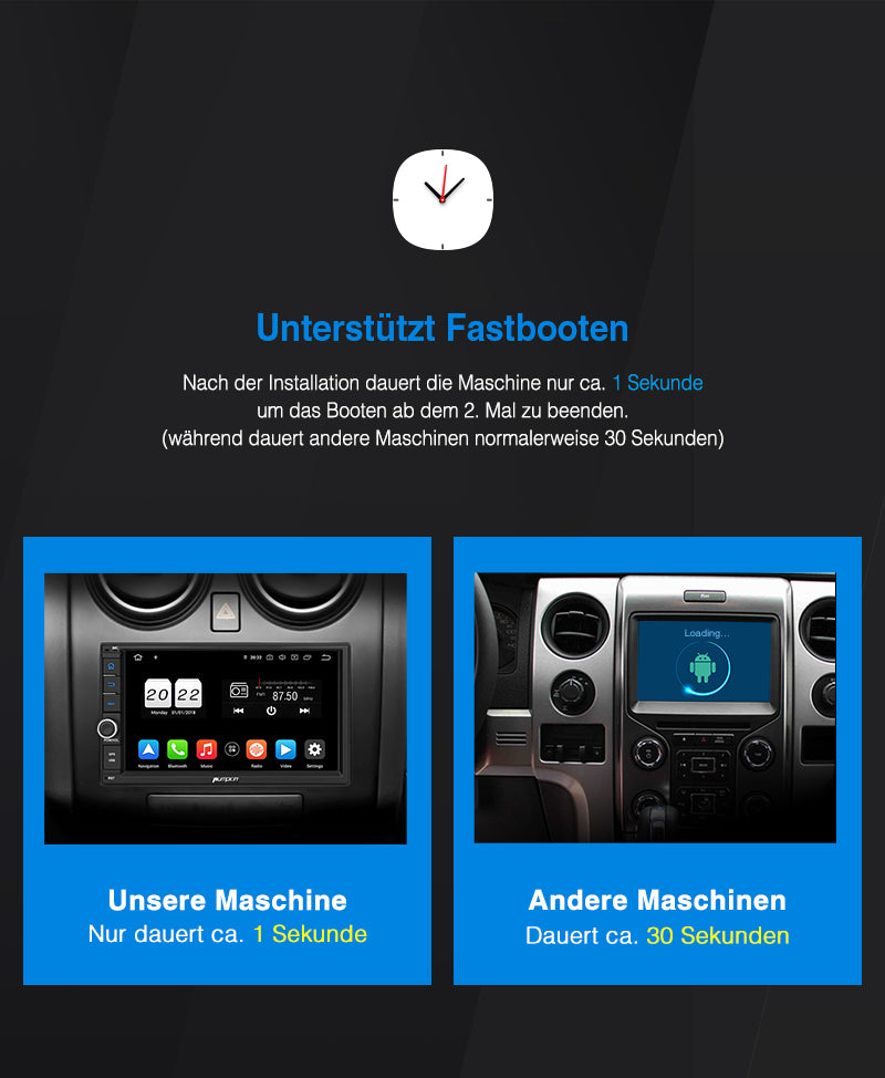 autoradio 7 zoll touchscreen