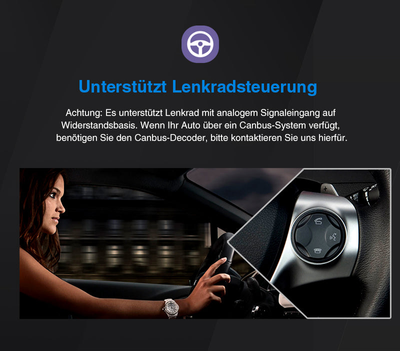 Pumpkin VW T5 T4 Android Radio Navigationssystem mit Bluethooth CD Player Unterstützt Rückfahrkamera DAB + Android Auto CarPlay