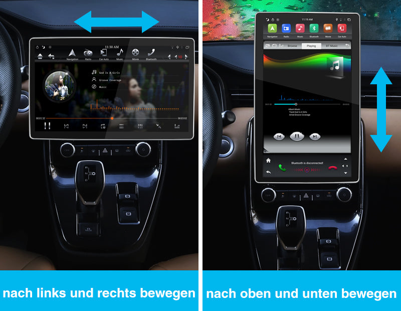 bluetooth autoradio mit navi
