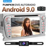 ford android autoradio
