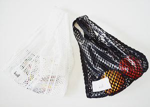 original geometric mesh bag [S]