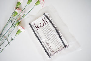 koll original cloth  filter [Black]