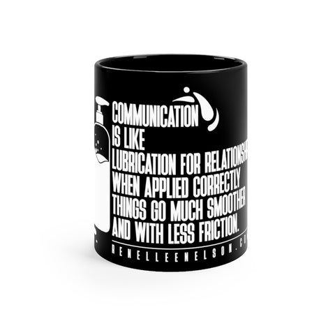 Communication is...