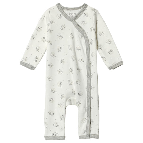 FIXONI Premature Bodysuit Off White