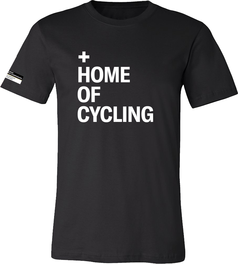 T-shirt enfant Home of Cycling