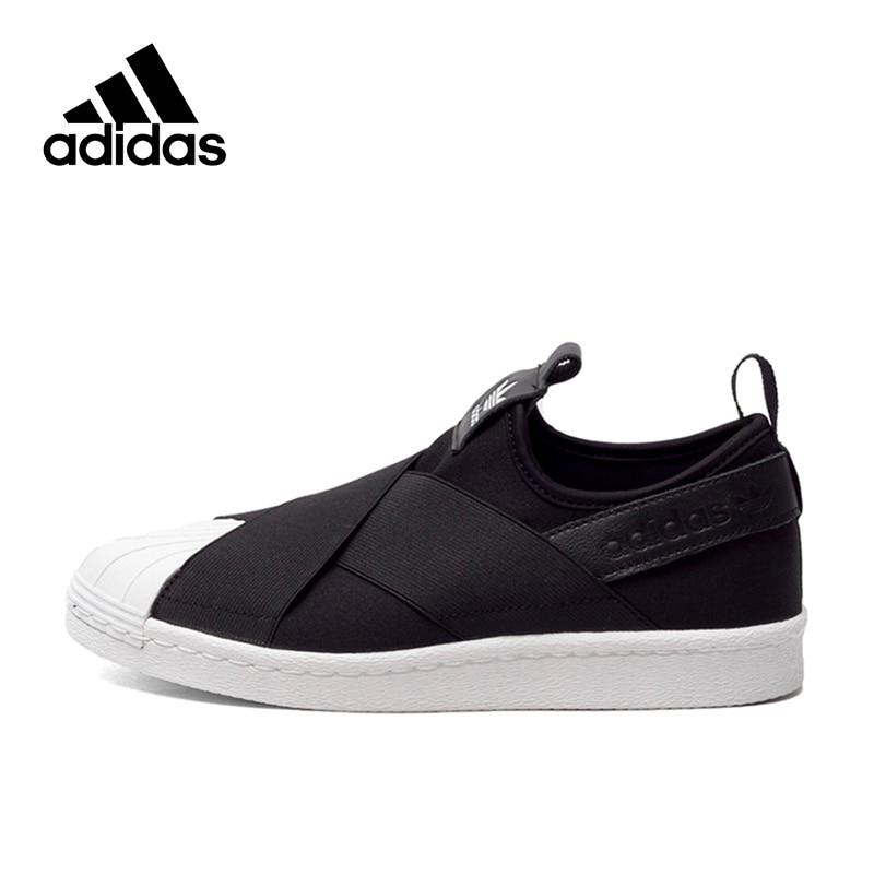 Adidas Original New Arrival Authentic 2017 Year Superstar Women's Skateboarding Shoes Sneakers S81337 S81338