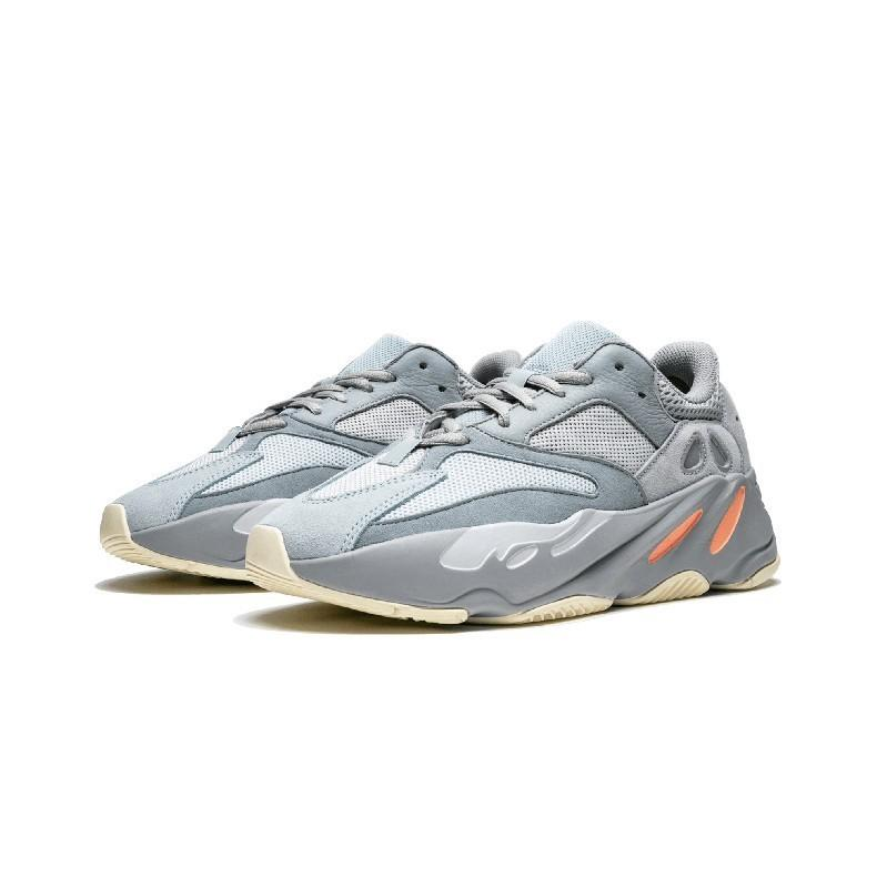 Adidas Yeezy Boost 700 Inertia New Arrival Men Running Shoes Comfortable Breathable Shoes Original Sneakers#EG7597