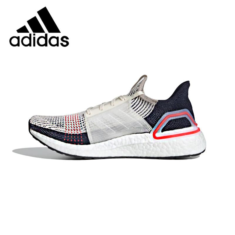 Genuine Authentic Adidas ULTRABOOST 19 Men and Women Running Shoes Classic Breathable Outdoor Sports Shoes Comfortable B37705