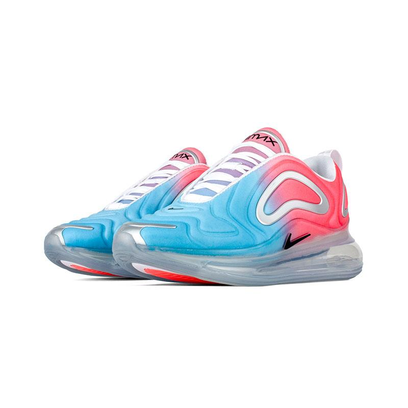 Original Nike Air Max 720 women's sports shoes comfortable breathable cool running shoes 2019 spring new listing AR9293-400 - Cadeau Me