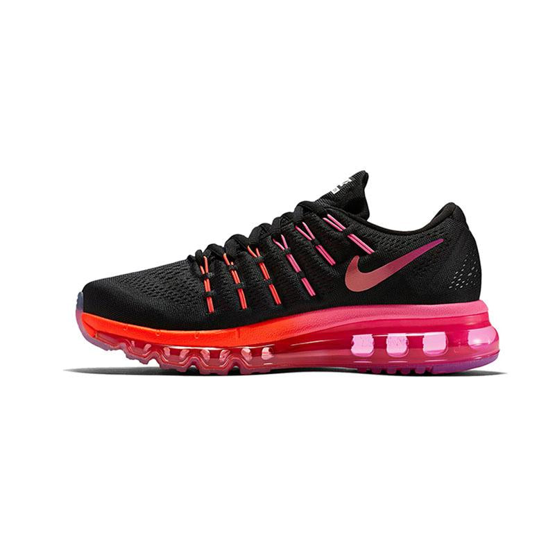 Original NIKE Breathable AIR MAX Women's Running Shoes Sports Sneakers Outdoor Walking Jogging Sneakers Comfortable 806772 - Cadeau Me