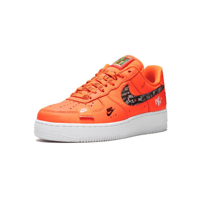 Original New Arrival Authentic Nike Air Force 1 '07 Just Do It Af1 Women's Skateboarding Shoes Sneakers Good Quality AR7719-800 - Cadeau Me