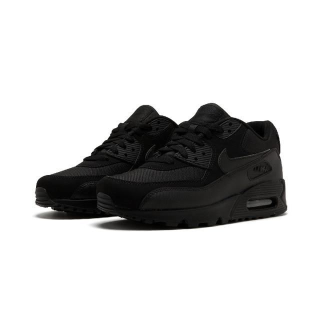 NIKE AIR MAX 90 Original Authentic Men's ESSENTIAL Running Shoes Sport Outdoor Sneakers Comfortable Durable Breathable 537384
