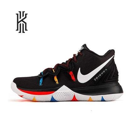 NIKE KYRIE 5 EP Original New Arrival Men Basketball Shoes Breathable Lightweight Sports  Sneakers #AO2919 - Cadeau Me