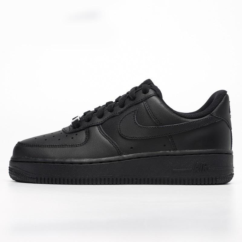 Nike Air Force 1 Women's Skateboarding Shoes Anti-slip Sports Whiteboard Sneakers 315115 315122-111