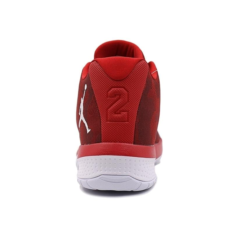 Nike Air Jordan Series Original NIKE FLY X Men's Basketball Sneakers Medium Cut Rubber Lace-up DMX Shoes 910209