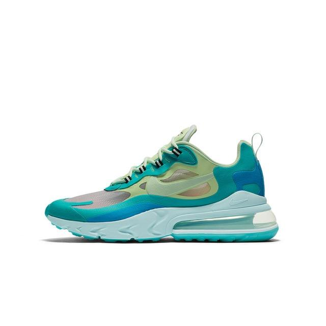 Nike Air Max 270 React New Arrival Men Running Shoes Air Cushion Outdoor Sports Sneakers Comfortable AO4971