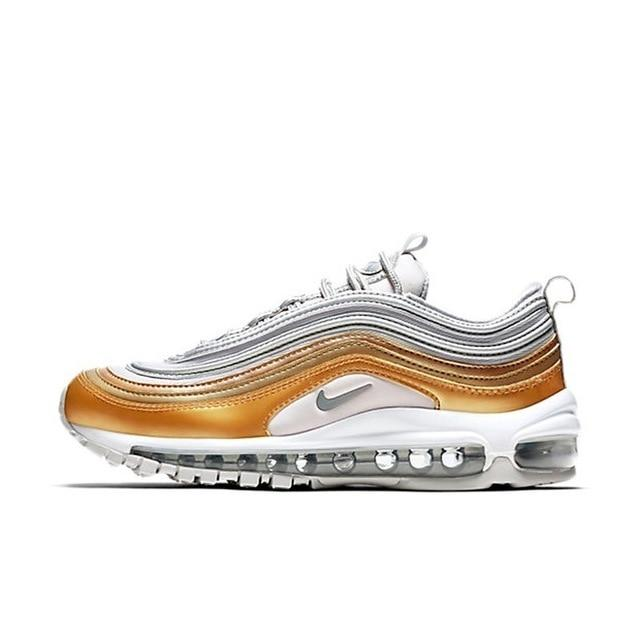Nike Air Max 97 Men Running Shoes Comfortable  Air Cushion Outdoor Sports Sneakers Men #AV1165-001
