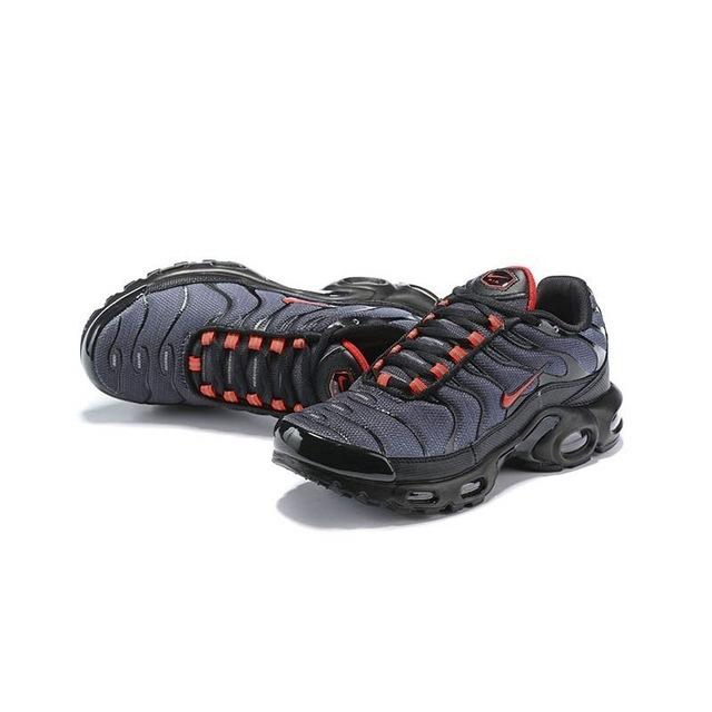 Nike Air Max Plus Tn  Men Running Shoes Air Cushion Breathable Outdoor Sports Sneakers #CI2299-001