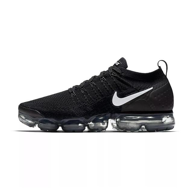 Nike Air VaporMax Flyknit 2.0 Men's Running Shoes Sport Outdoor Breathable Sneakers Designer Athletic 2018 New Arrival 942842