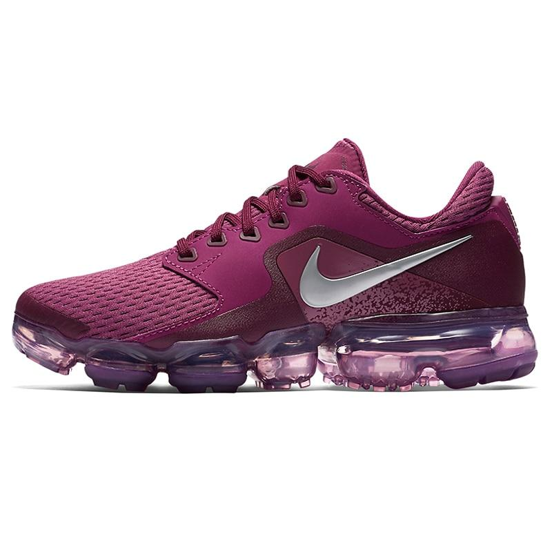 Nike Air Vapormax Original Women Running Shoes Shock Absorption Non-slip Wear-resistant Breathable Sneakers #917962-600