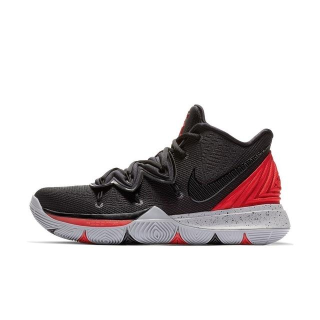 Nike Original KYRIE 5 EP Basketball Shoe For Man Anti-slip Breathable Sports Sneakers Short Absorption #AO2919