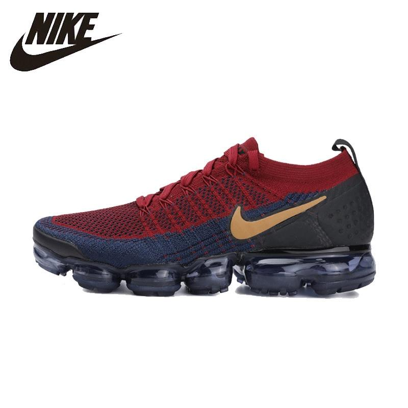 Nike VAPORMAX Man Running Shoes Breathable Air Cushion Sports Sneakers #942842-604