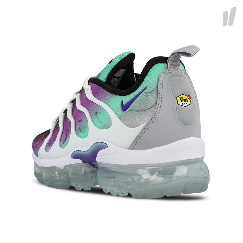 Nike Air VaporMax Plus Gradient atmosphere pad men's and women's sports running shoes 924453-101