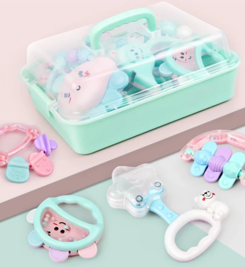 BABY TEETHER Newborn baby toys 3-6 months