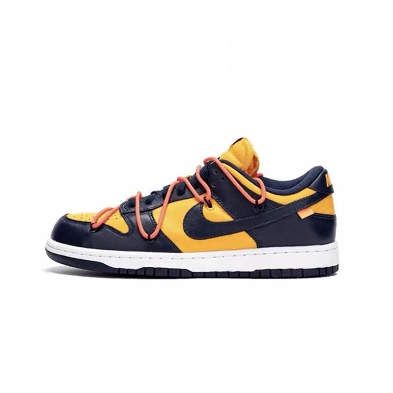 Nike Dunk Low joint OFF-WHITE x CT0856-700 -100