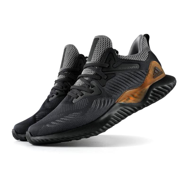 Official Original Adidas AlphaBOUNCE Running Shoes for Men Winter UltraBOOST Jogging Stable Breathable Outdoor Gym Shoes Leisure