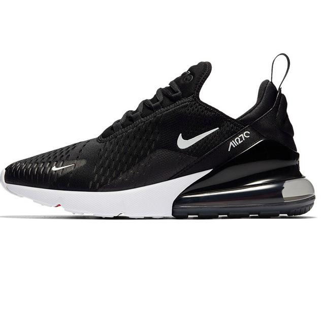 Official Original NIKE AIR MAX 270 Men's Running Shoes Sneakers Whole Palm Cushioning Lightweight Non-slip Breathable AH8050