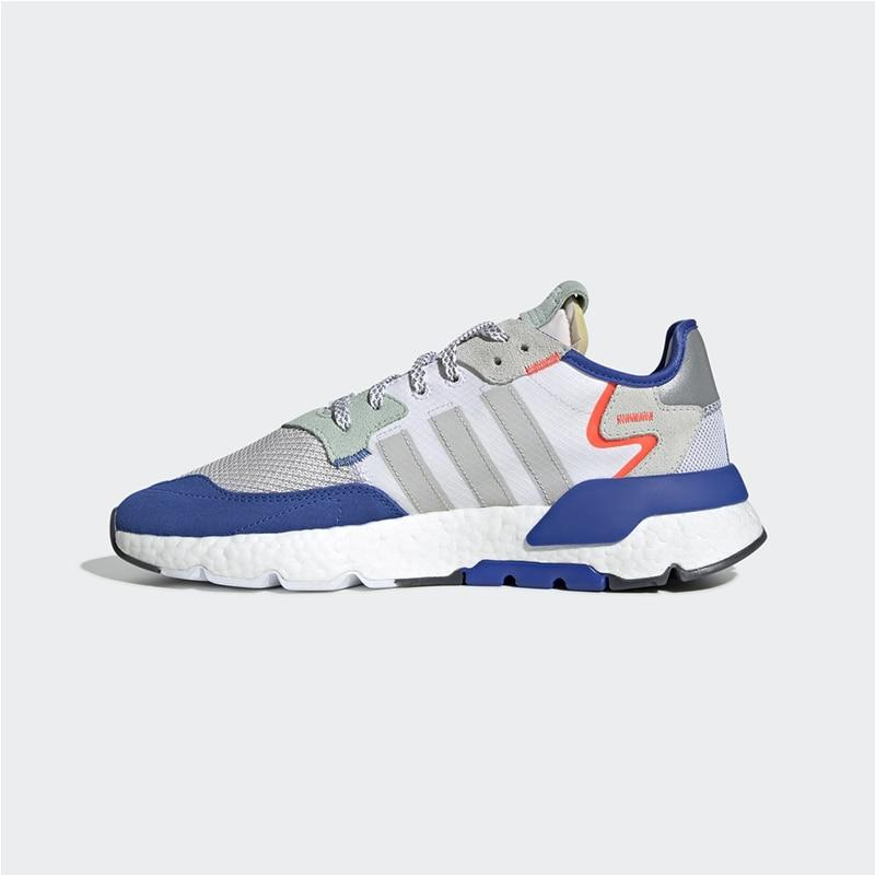 Official authentic Adidas Originals Nite Jogger men's and women's running shoes outdoor sports shoes breathable shock EF8718-HL