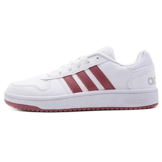 Original Adidas NEO Label HOOPS Women's Skateboarding Shoes Sneakers Outdoor Sports Athletic Hard Wearing New Arrival 2018 - Cadeau Me