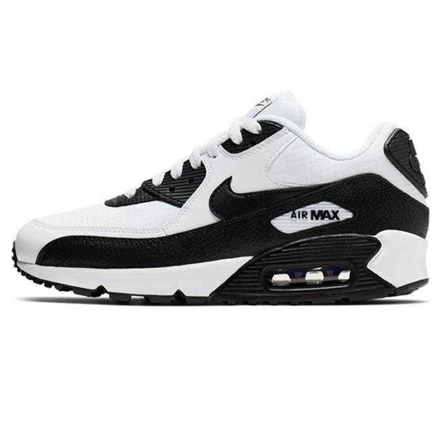 Original Authentic 2018 NIKE WMNS AIR MAX 90 Women's Running Shoes Comfortable Shockproof Classic Sport Outdoor Sneakers 325213