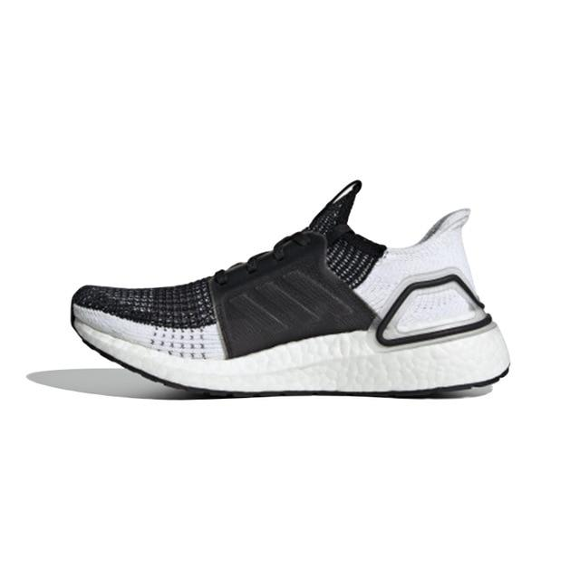 Original Authentic Adidas ULTRABOOST 19 Men and Women Running Shoes Classic Breathable Outdoor Sports Shoes F35244/F35285 - Cadeau Me