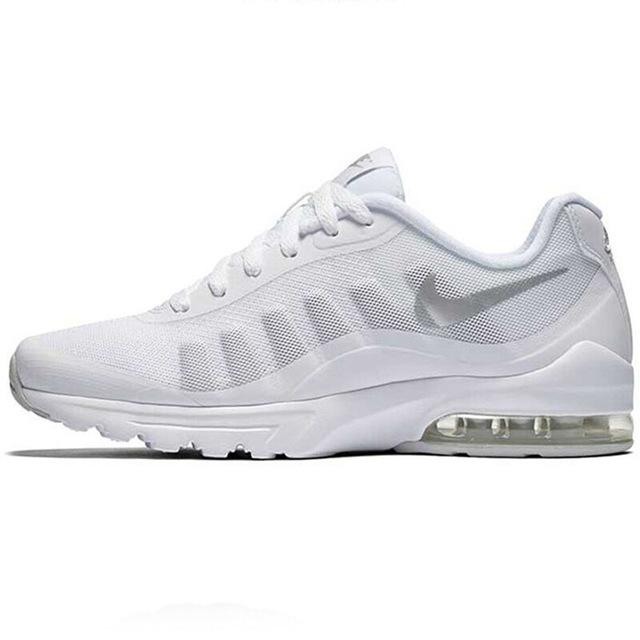 Original Authentic NIKE AIR MAX INVIGOR Women's Breathable Running Shoes Sneakers Outdoor Classic Tennis Shoes Athletic Shoes