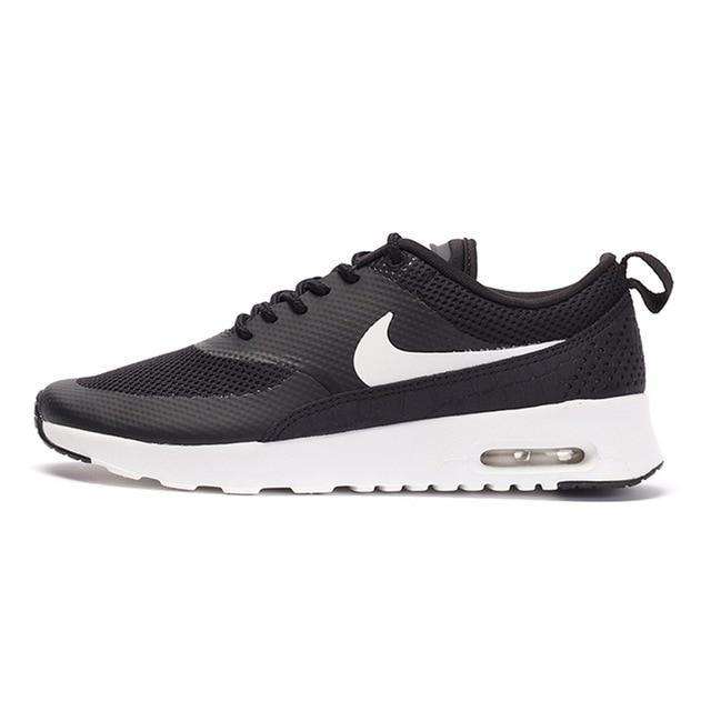 Original NIKE AIR MAX THEA Women's Running Shoes Cushioning Lace-up Breathable Low-cut Sneakers Women Outdoor Lightweight Shoes - Cadeau Me