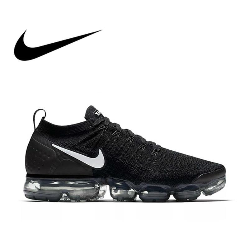 Original NIKE AIR VAPORMAX FLYKNIT 2.0 Authentic Mens Running Shoes Breathable Sport Outdoor Sneakers Durable Athletic 942842 - Cadeau Me