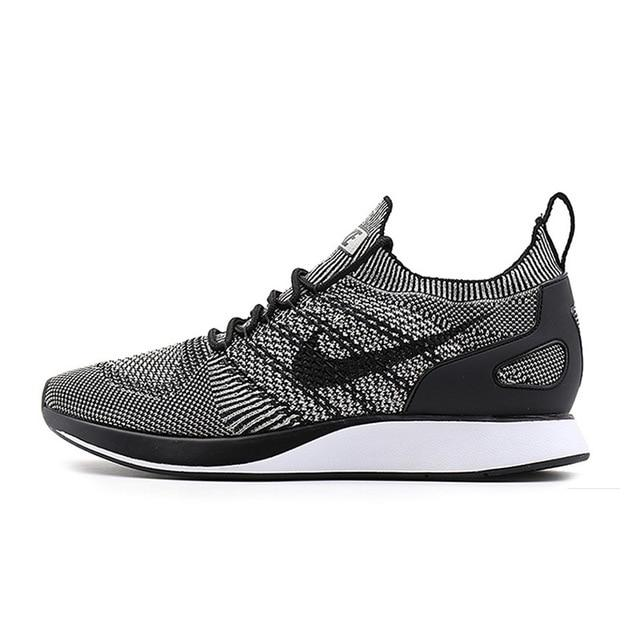Original NIKE AIR ZOOM MARIAH FLYKNIT RACER Men's Running Shoes Comfortable Breathable Lightweight Sport Outdoor Sneakers 918264