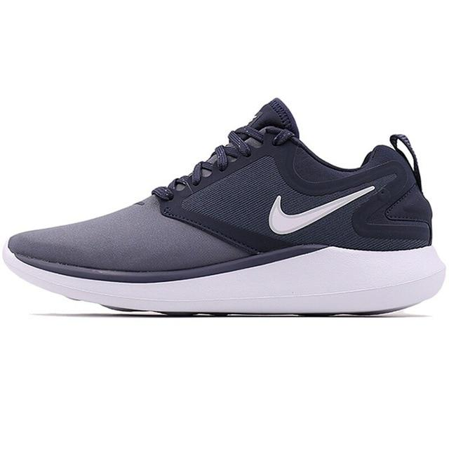 Original NIKE LUNARSOLO DMX Rubber Women's Running Shoes Sneakers Lightweight Non-slip Sports Outdoor Walking Sneakers AA4080 - Cadeau Me