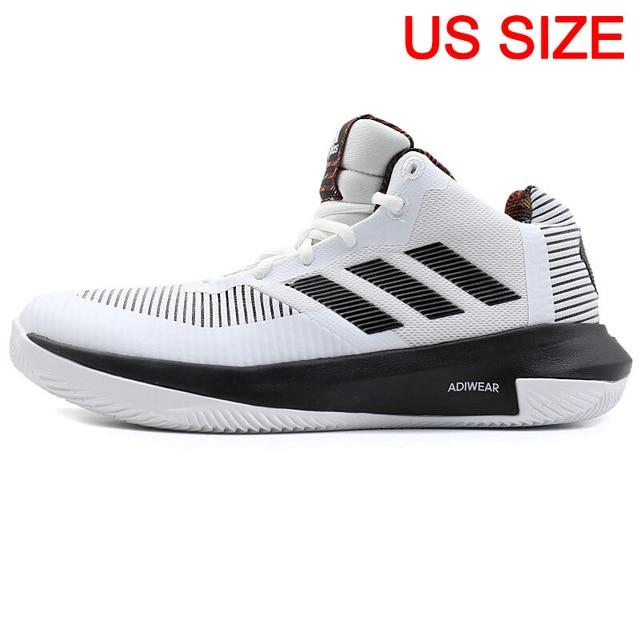 Original New Arrival 2018 Adidas D Lethality Men's Basketball Shoes Sneakers